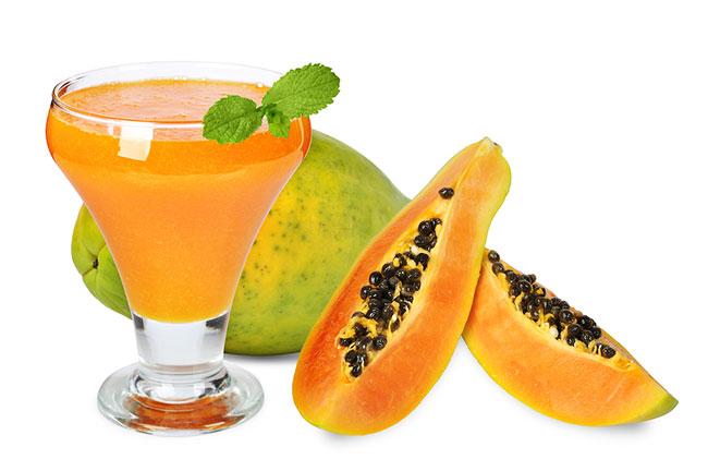 papaya juice benefits