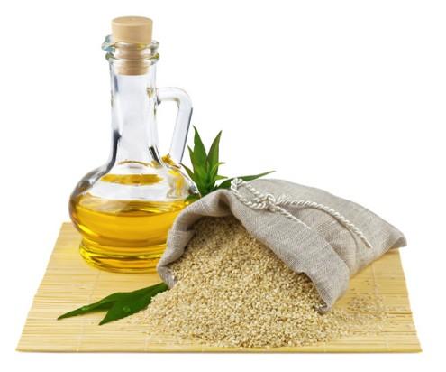 benefit of sesame oil