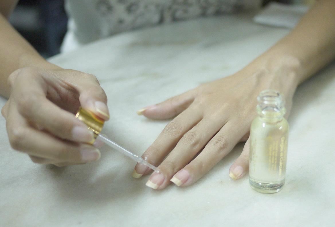 vitamin e for nail care