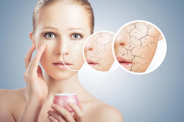 vitamin e reduce skin infection