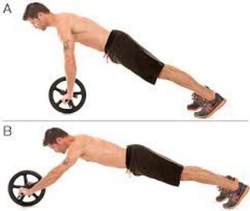 how to make 6 pack abs in one month