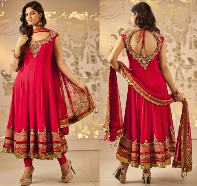 neck designs for churidar suits