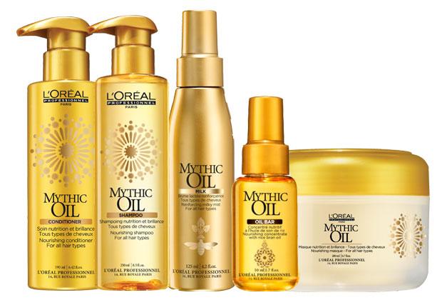 hair oil for dry hair