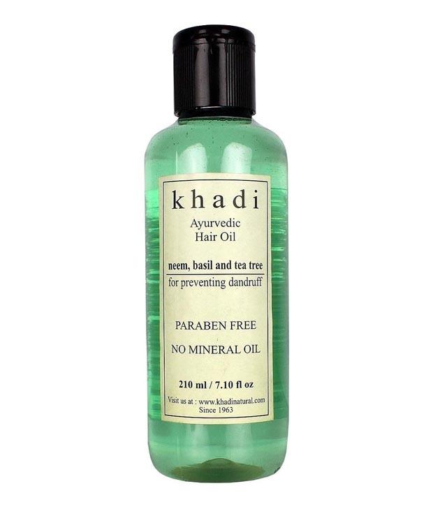 natural hair oil for hair growth