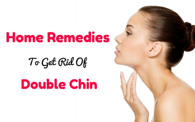 To Get Rid Of Double Chin Fast & Naturally