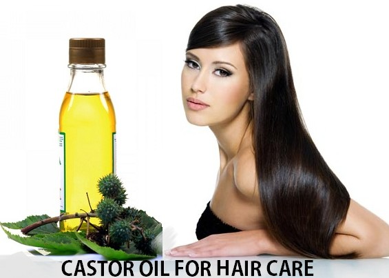 Use Of The Castor Oil For Hair Growth