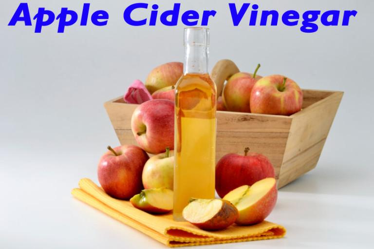 side effects of apple cider vinegar on body