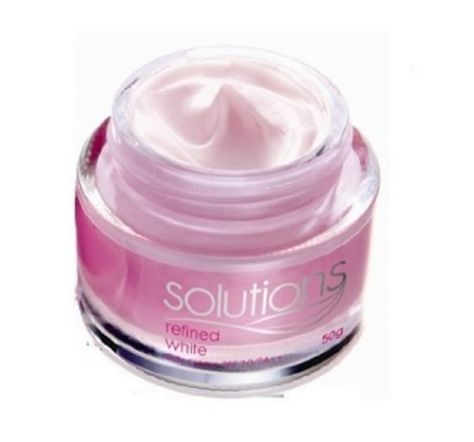 Avon Solution Refined White Night Cream