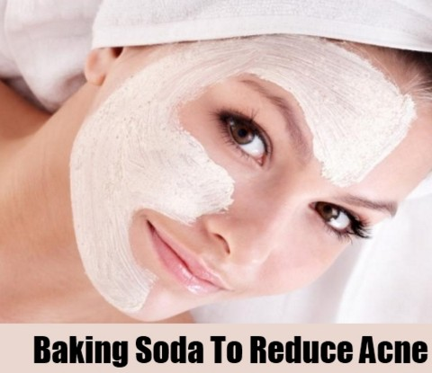 Baking Soda To Cure Pimples On Forehead