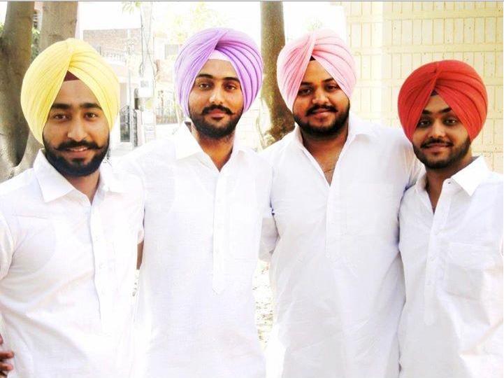Punjabi Latest Mukatsari Style Kurta Pajama For Boys ...