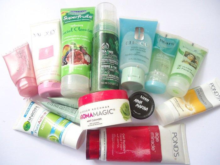 best facewash for oily skin