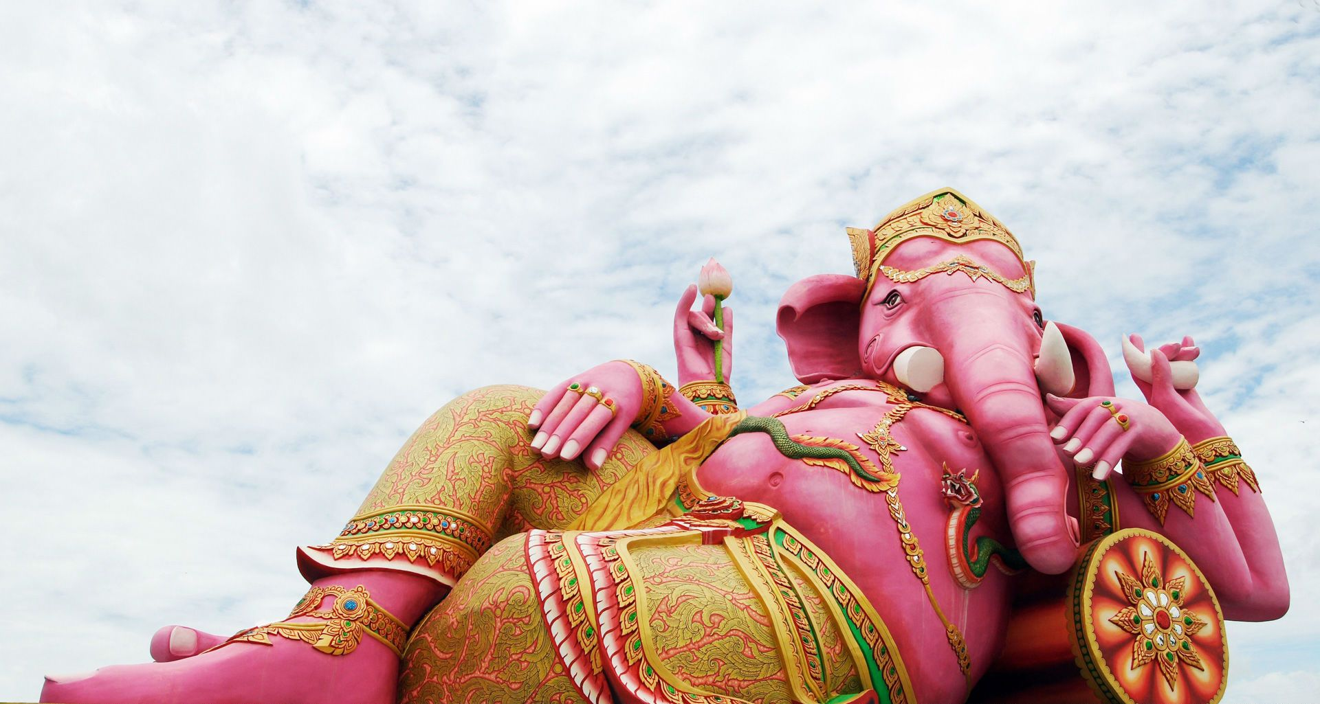 Top 50+ Lord Ganesha Beautiful Images Wallpapers Latest ... | 1920 x 1025 jpeg 245kB