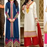Hurry ! Latest Stylish Long Kurtis With Palazzo Online Sale At Best Prices