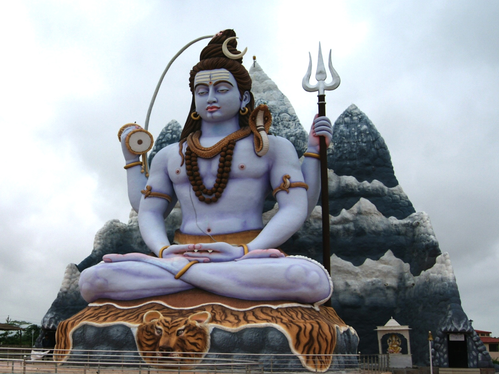 real photo of lord shiva