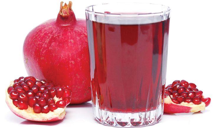 pomegranate health benefits