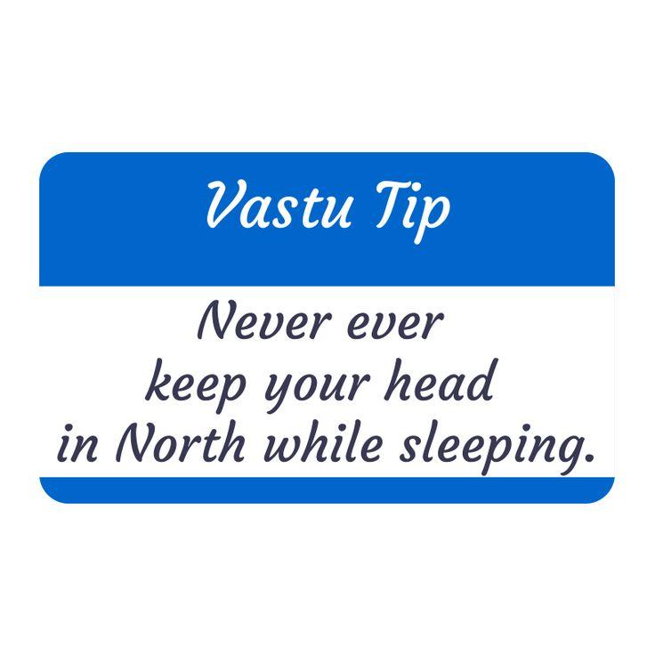 Head Position As Per Vastu