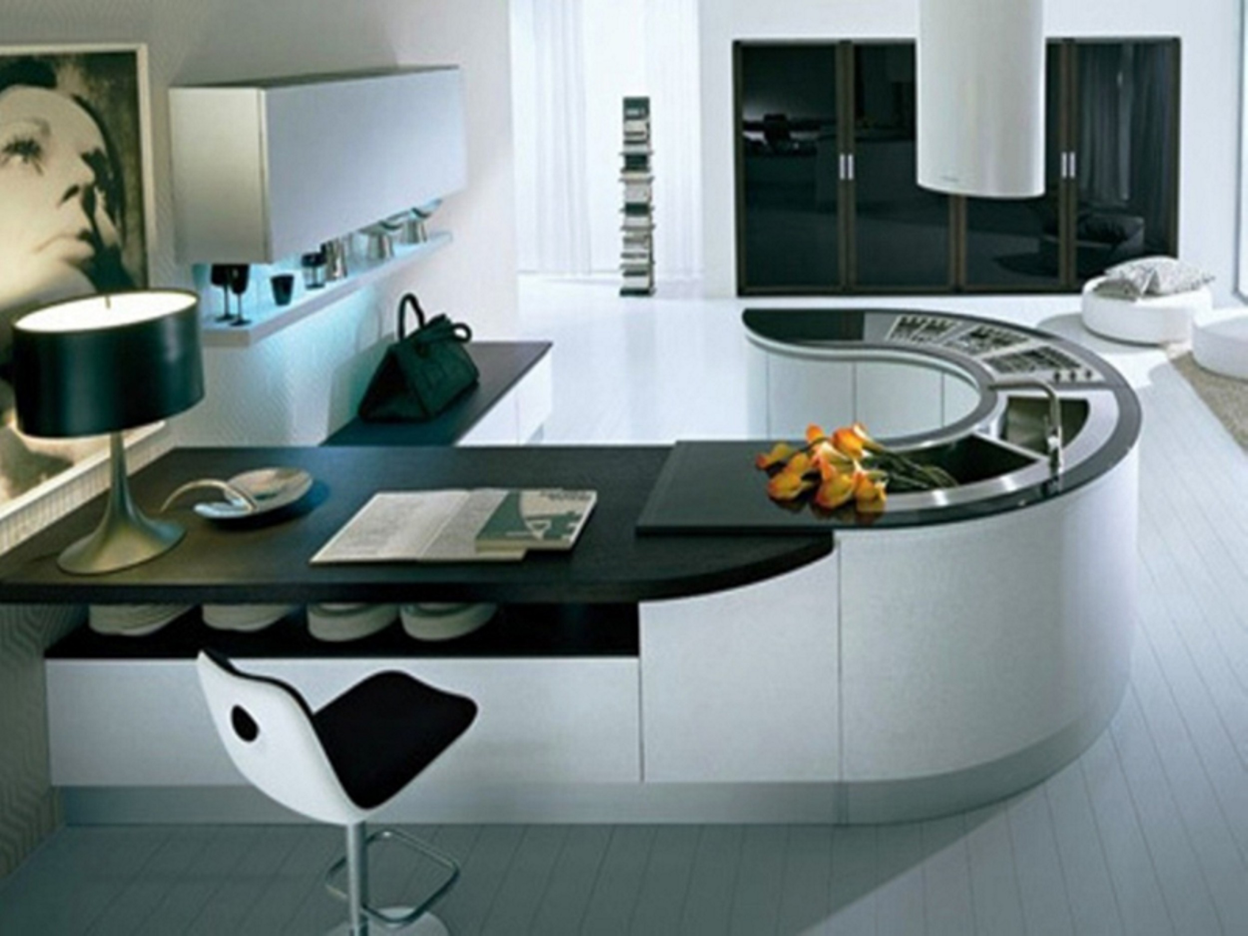 Designs For Modular Kitchens Small Spaces