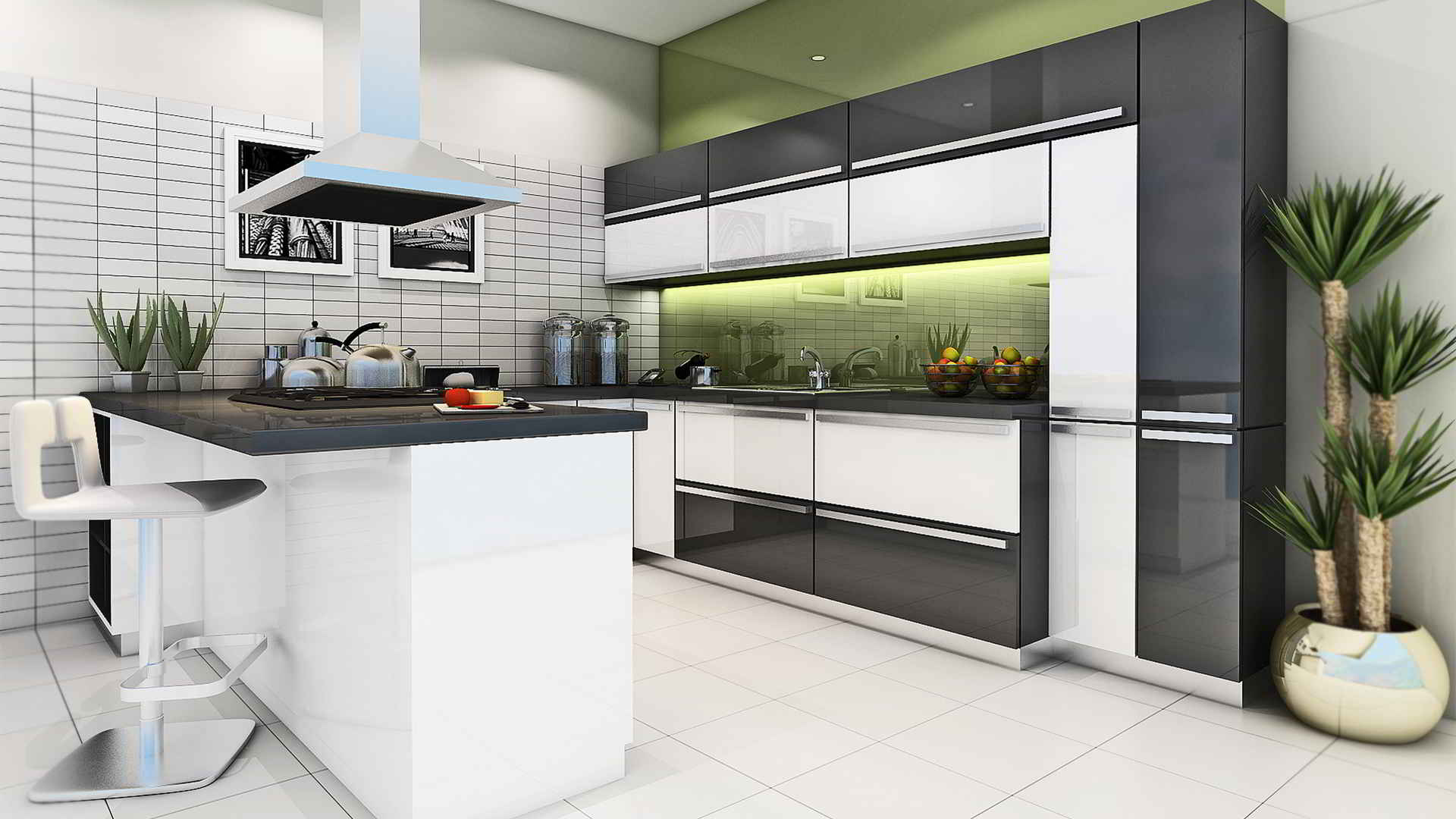indian modular kitchen designs 25 design ideas of modular kitchen pictures 4656
