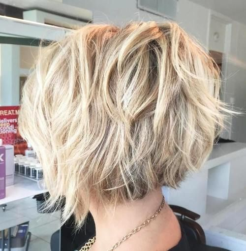 bob hairstyle for mediam hair
