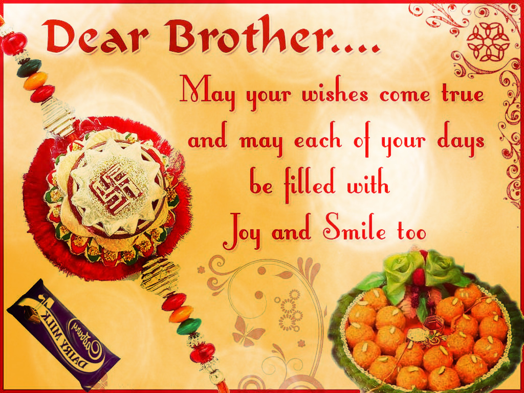 Top 50 best beautiful rakhi messages wishes quotes raksha top 50 best beautiful rakhi messages wishes quotes raksha bandhan greetings for brother kristyandbryce Image collections