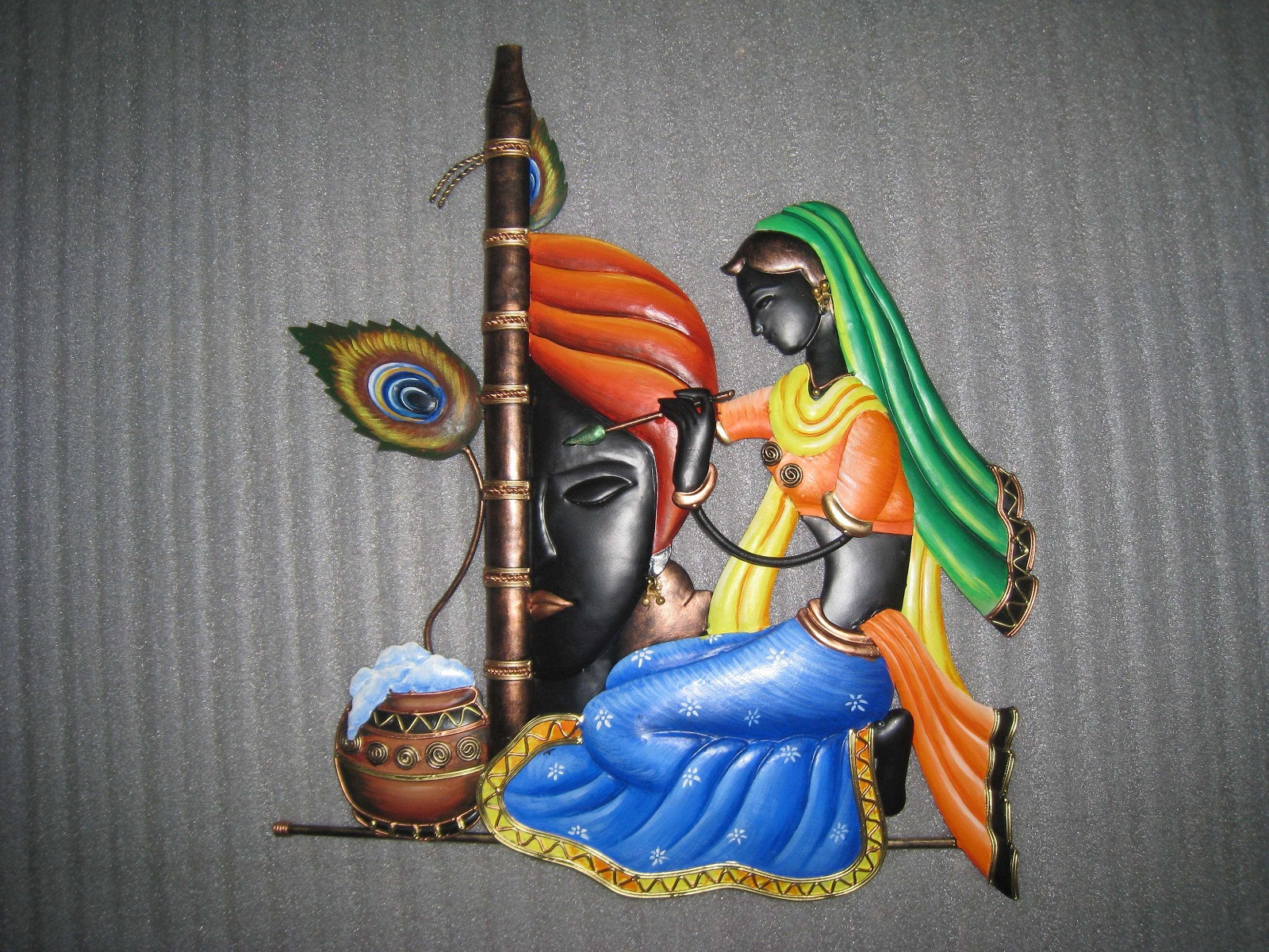 Latest Lord Krishna Full 1080p Size HD Wallpapers