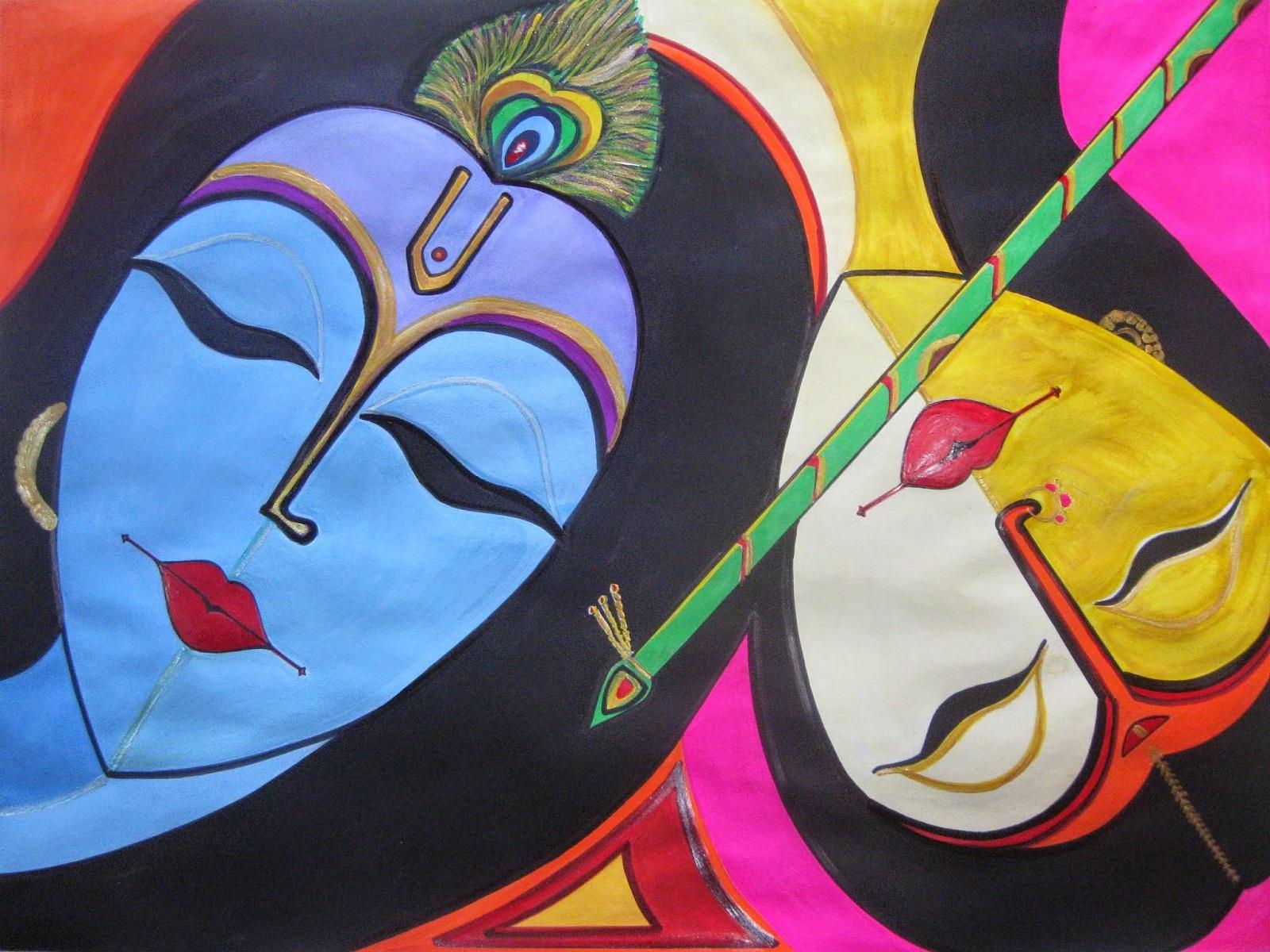 Shri Krishna Lord 1080p HD Wallpapers