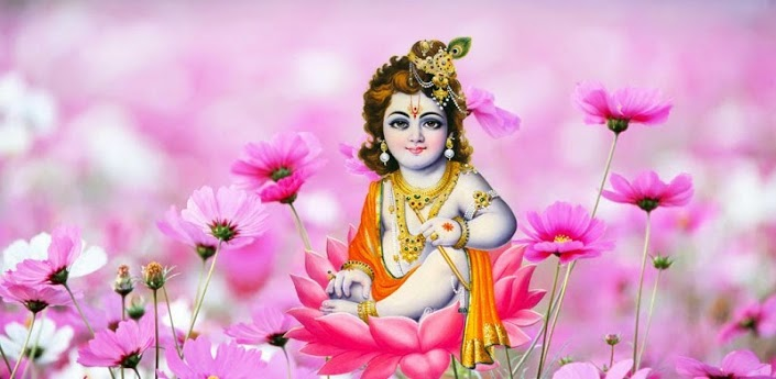 Gopal Krishna With Radha Desktop HD Wallpapers