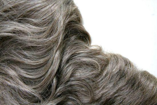 prevent premature hair graying