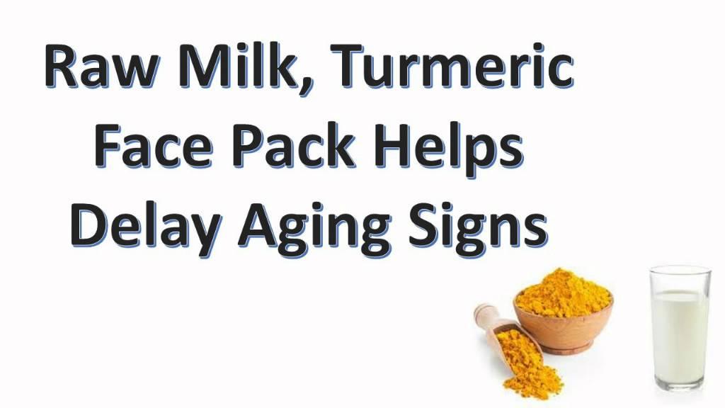 turmeric for anti aging