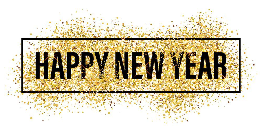 happy new year for friends