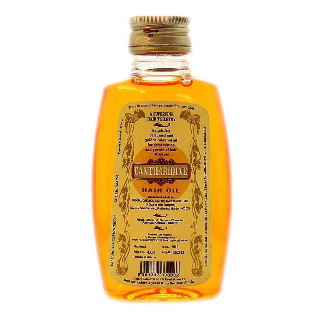 hair oil for summer