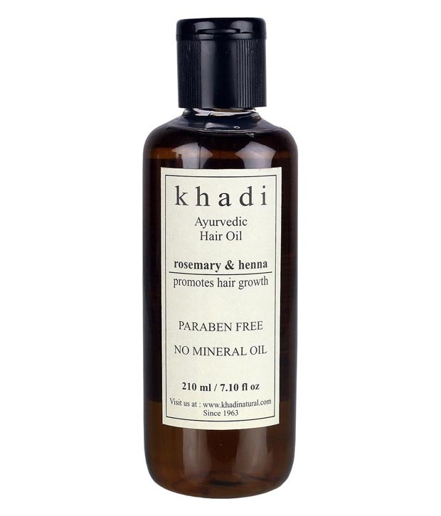 khadi hair oil treatment