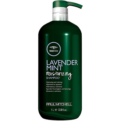 mint shampoo for dry itchy scalp