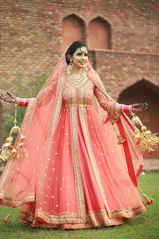 bridal lehanga designs
