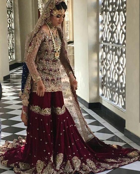 Beautiful Pakistani Bridal Dresses: Top 50 Most Stunning Beautiful Bridal Lehangas