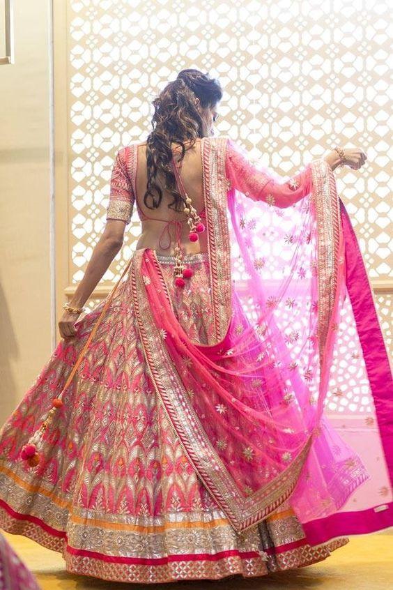 best traditional indian wedding dress