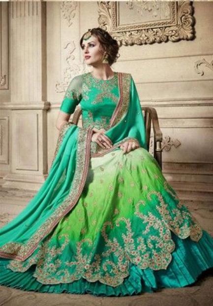 Dream Wedding Lehenga Designs for Engagement
