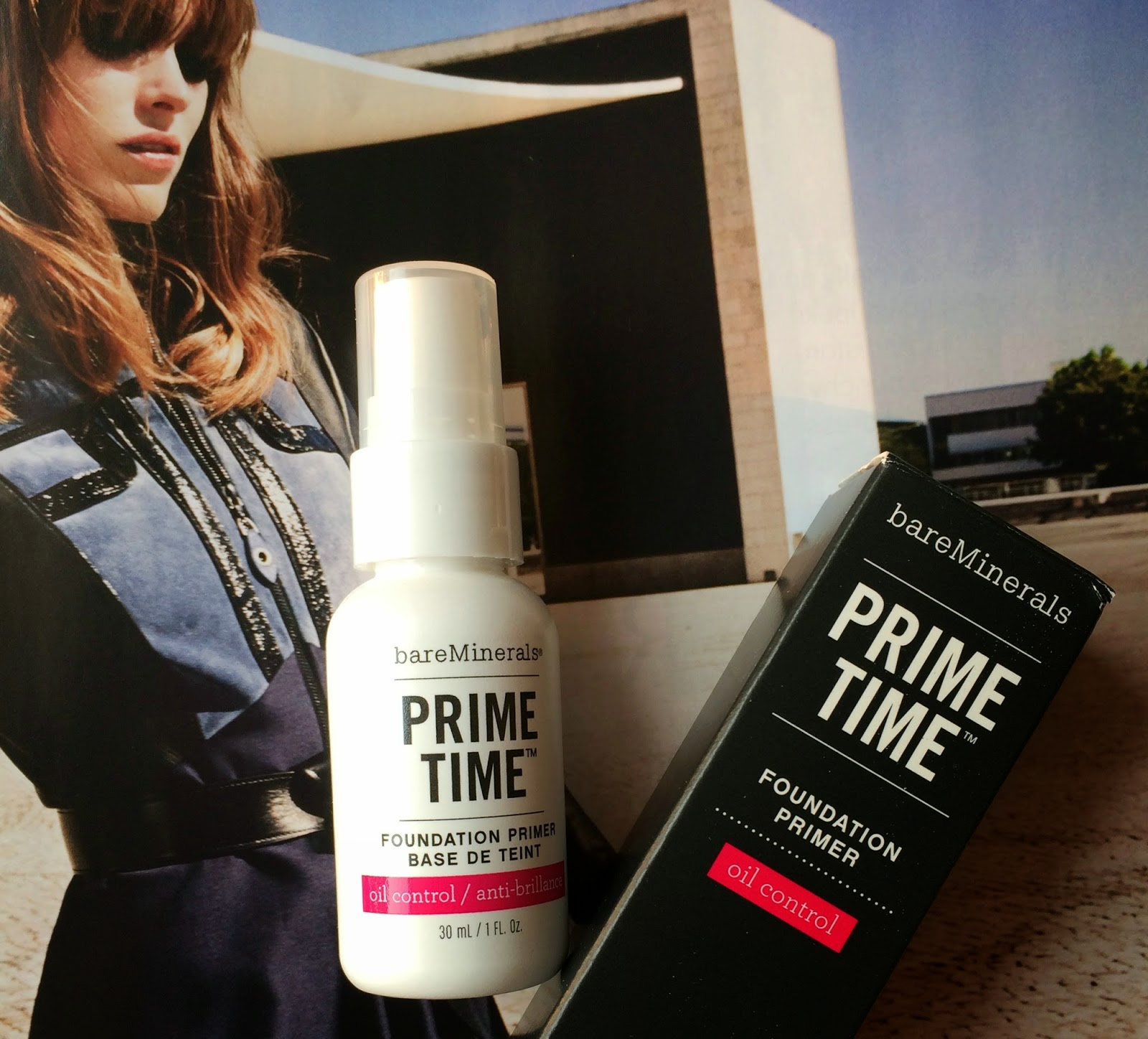 primer for glowing skin