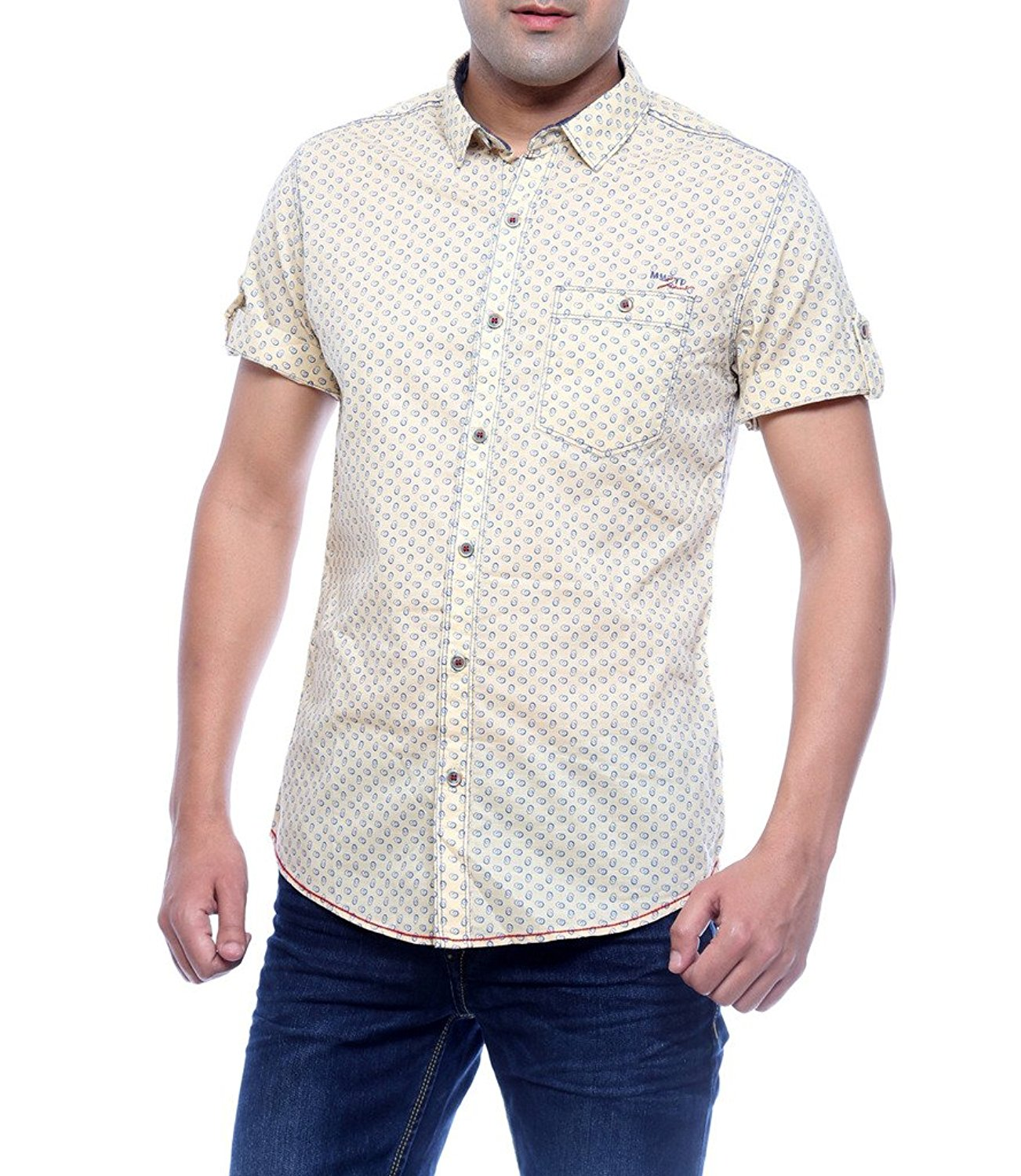 mufti shirts for men