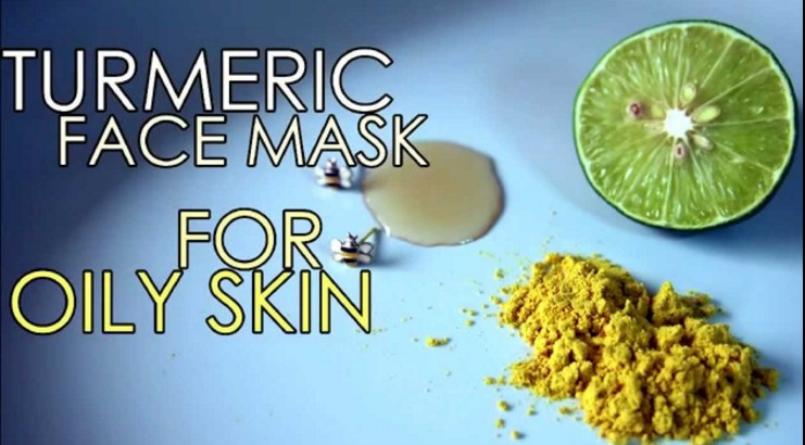 Turmeric For Facial Mask For Oily Skin 1