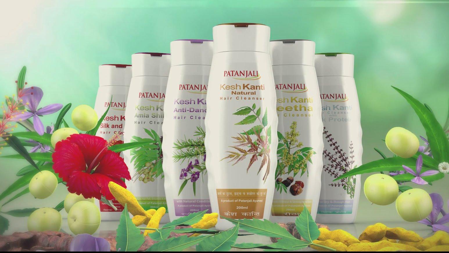 Patanjali Shampoo Online